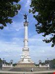 bordeaux monument aux girondins a bordeaux