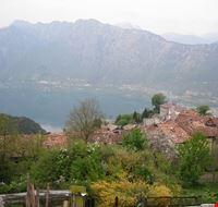 Bondone ed il lago d'Idro