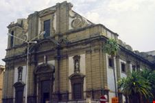 basilica di maria ss del soccorso sciacca