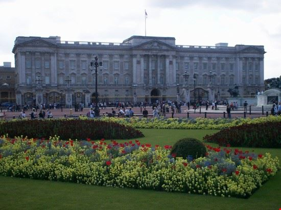 41735 buckingham palace londra