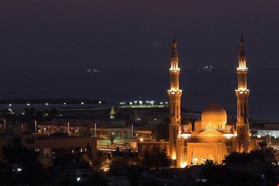 41916 dubai jumeirah mosque