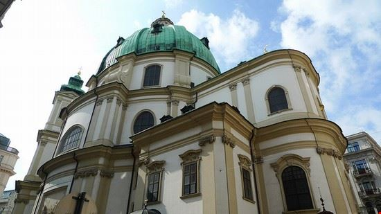 41960 vienna peterskirche