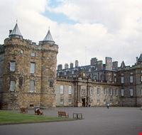 edimburgo holyrood palace