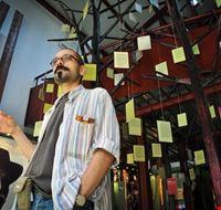 Marco D'Aureli, il direttore del museo