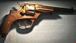 La rivoltella, arma dei briganti della Tuscia