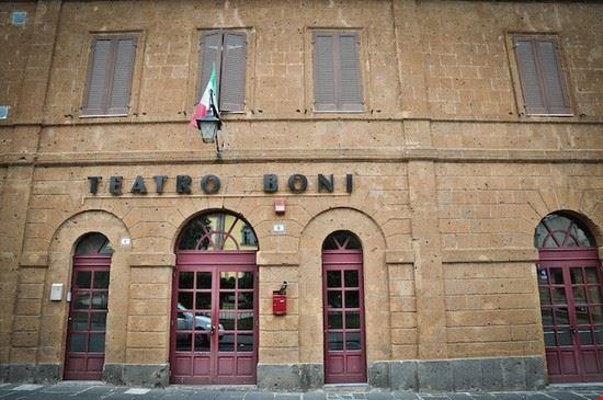 Il Teatro Boni