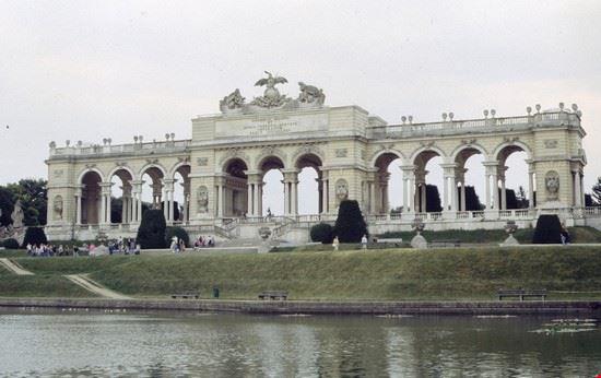 La Gloriette (Castello di Schonbrunn)