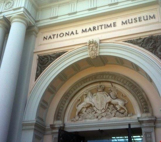 42210 national maritime museum londra