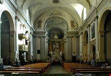 Chiesa di San Giorgio Interno