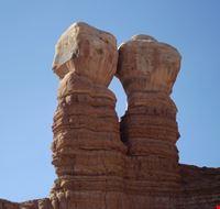 Bluff,strane rocce