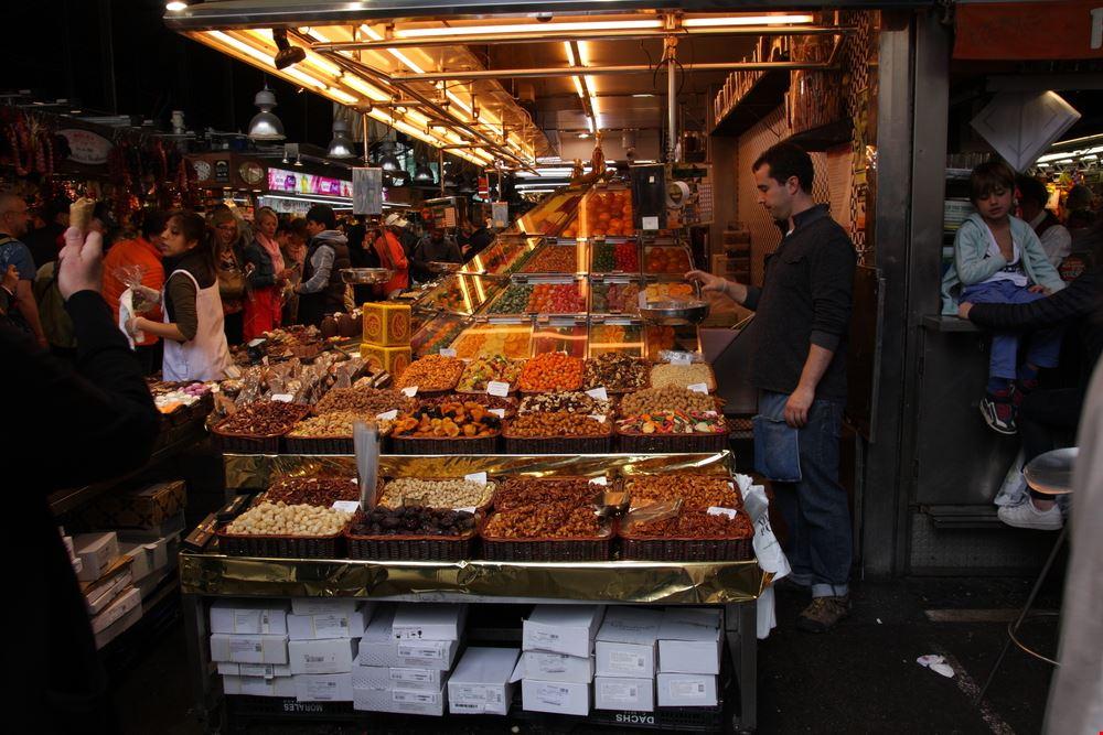 Il Mercato della Bouqueria