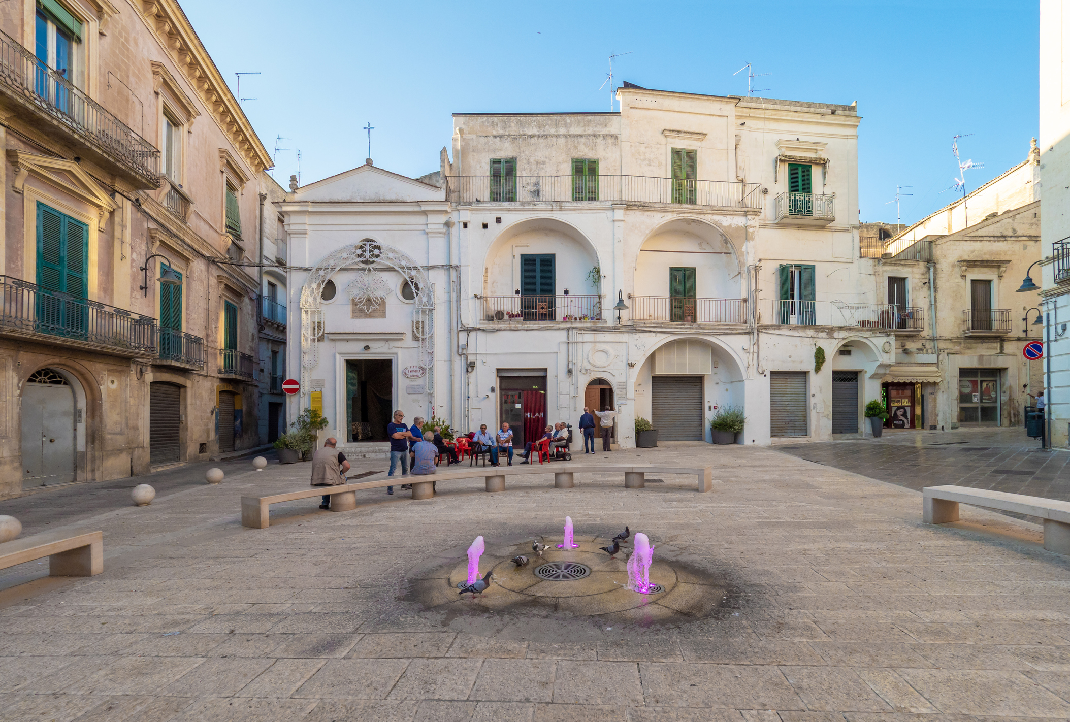 Centro Storico Gravina In Puglia