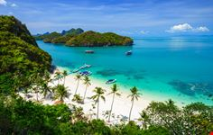 Il parco marino di Ang Thong