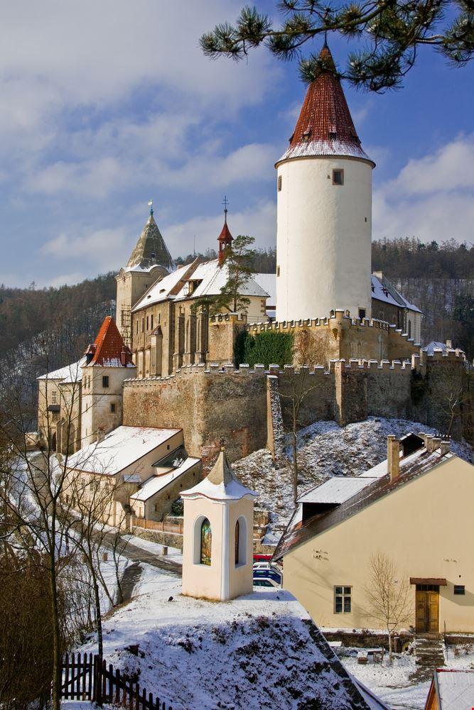 Il Castello di Krivoklát
