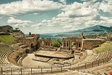 Il Teatro Greco Romano di Taormina