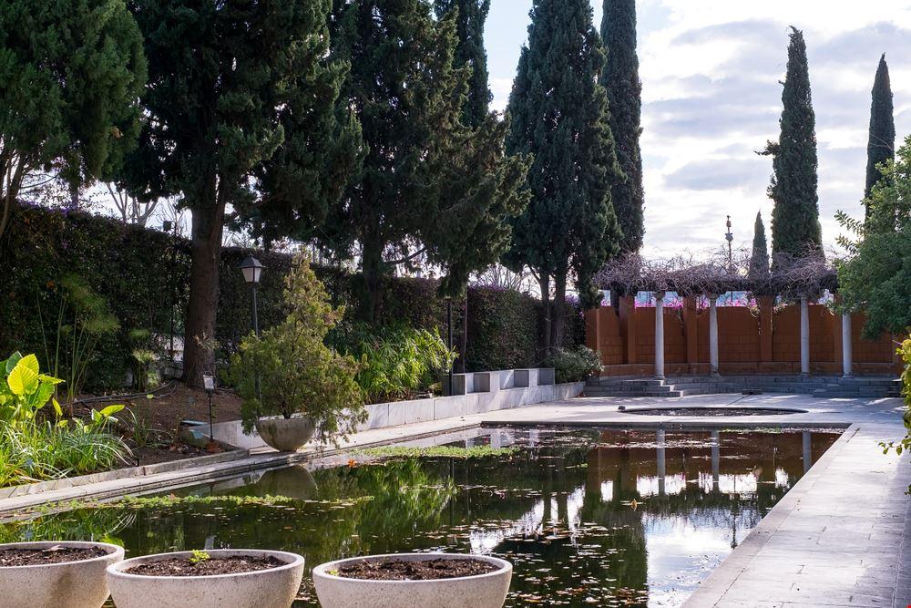 Il giardino botanico La Concepción