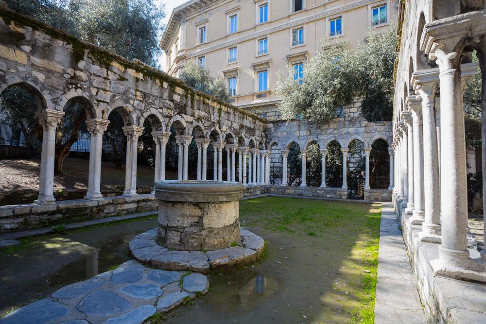 La Casa Di Colombo Genova
