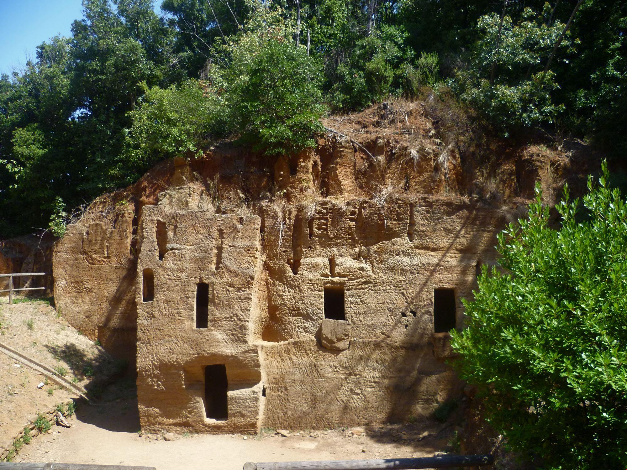 Parco Archeologico Baratti