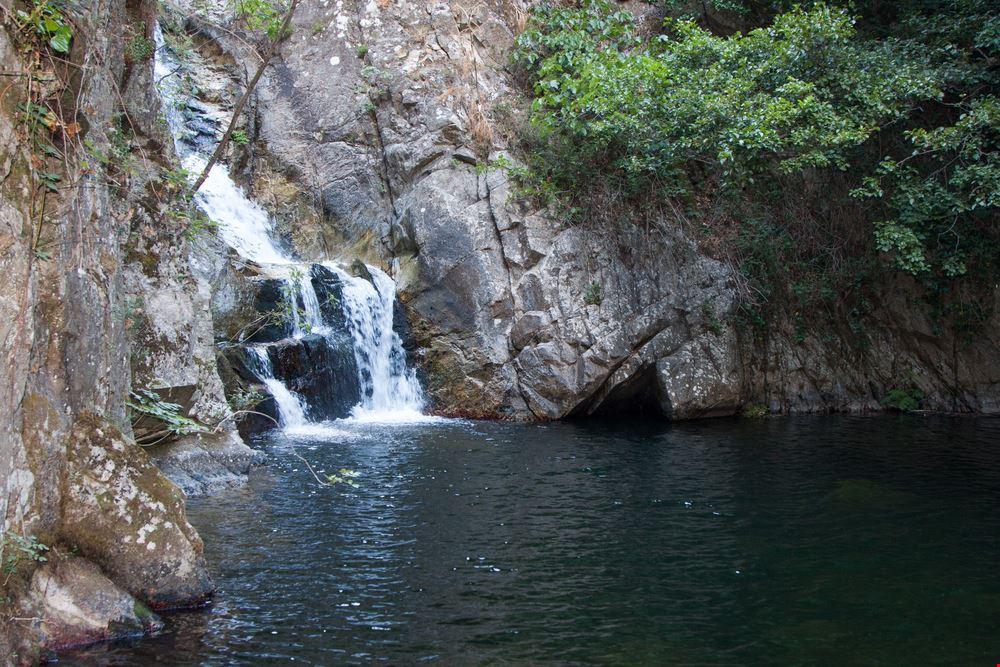 Cascata del Marmarico