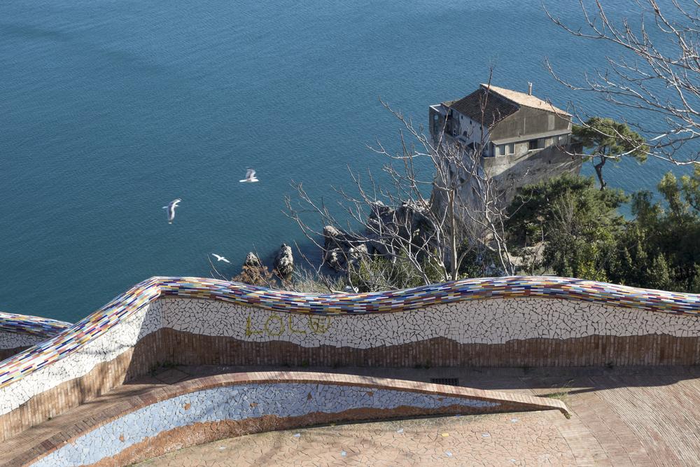 Matrimonio Spiagge Esotiche : Spiaggia della crestarella vietri sul mare