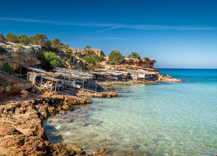 Cosa vedere a Formentera: Cala Saona