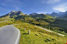 Strada panoramica della Silvretta