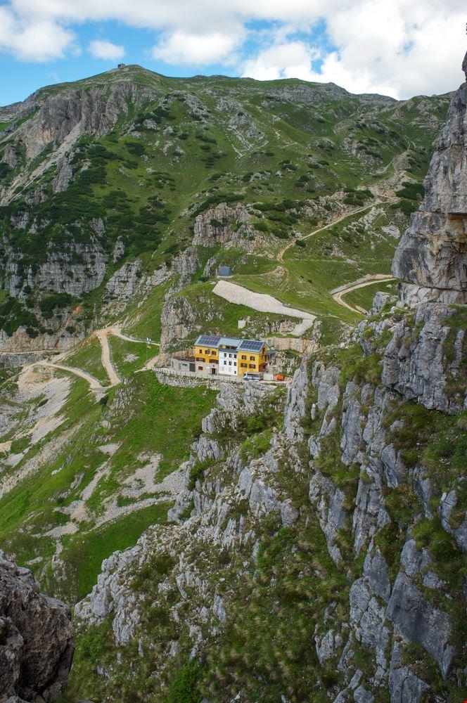Sentiero delle gallerie