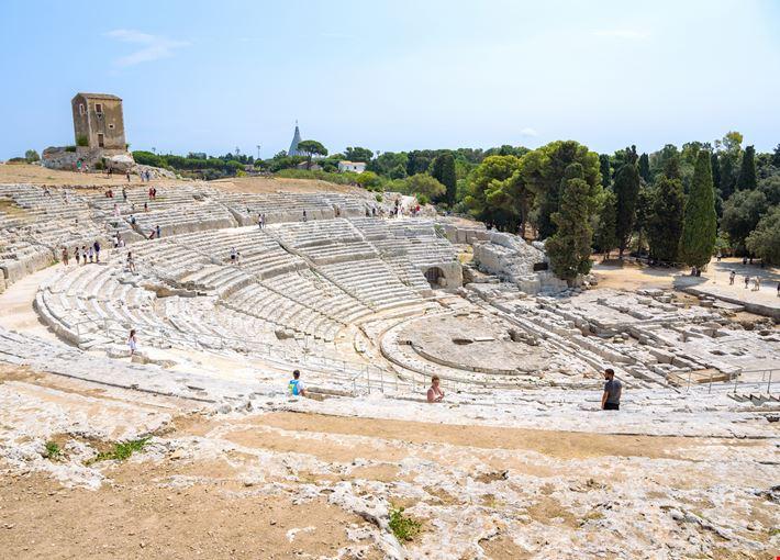 Teatro Greco di Siracusa