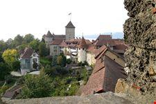 Il Castello di Morat/Murten