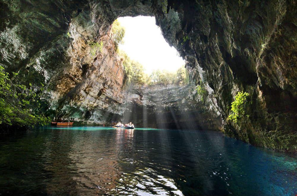 Grotta Melissani