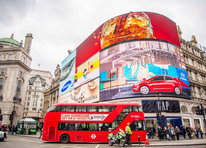 Piccadilly_Londra