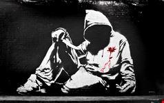 Banksy Graffiti Artist