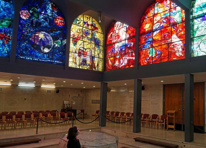 Vetrate di Chagall