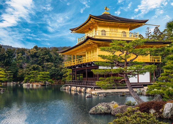 Risultati immagini per padiglione d'oro kyoto