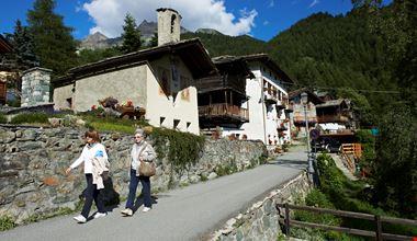 Skirama Breuil-Cervinia, Valtournenche, Zermatt