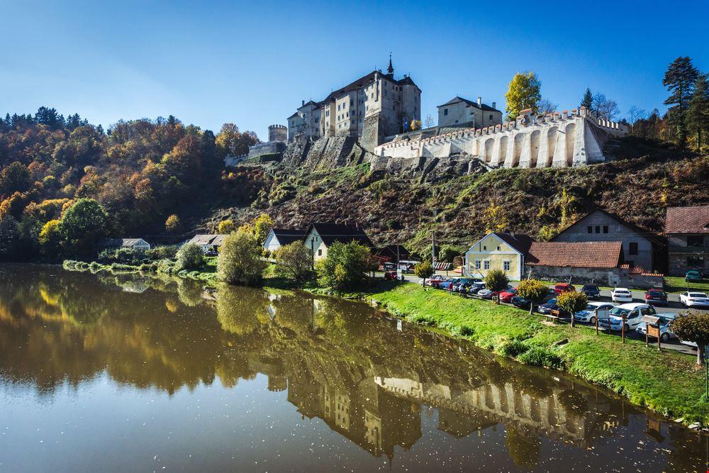 Il Castello di Ceský Šternberk