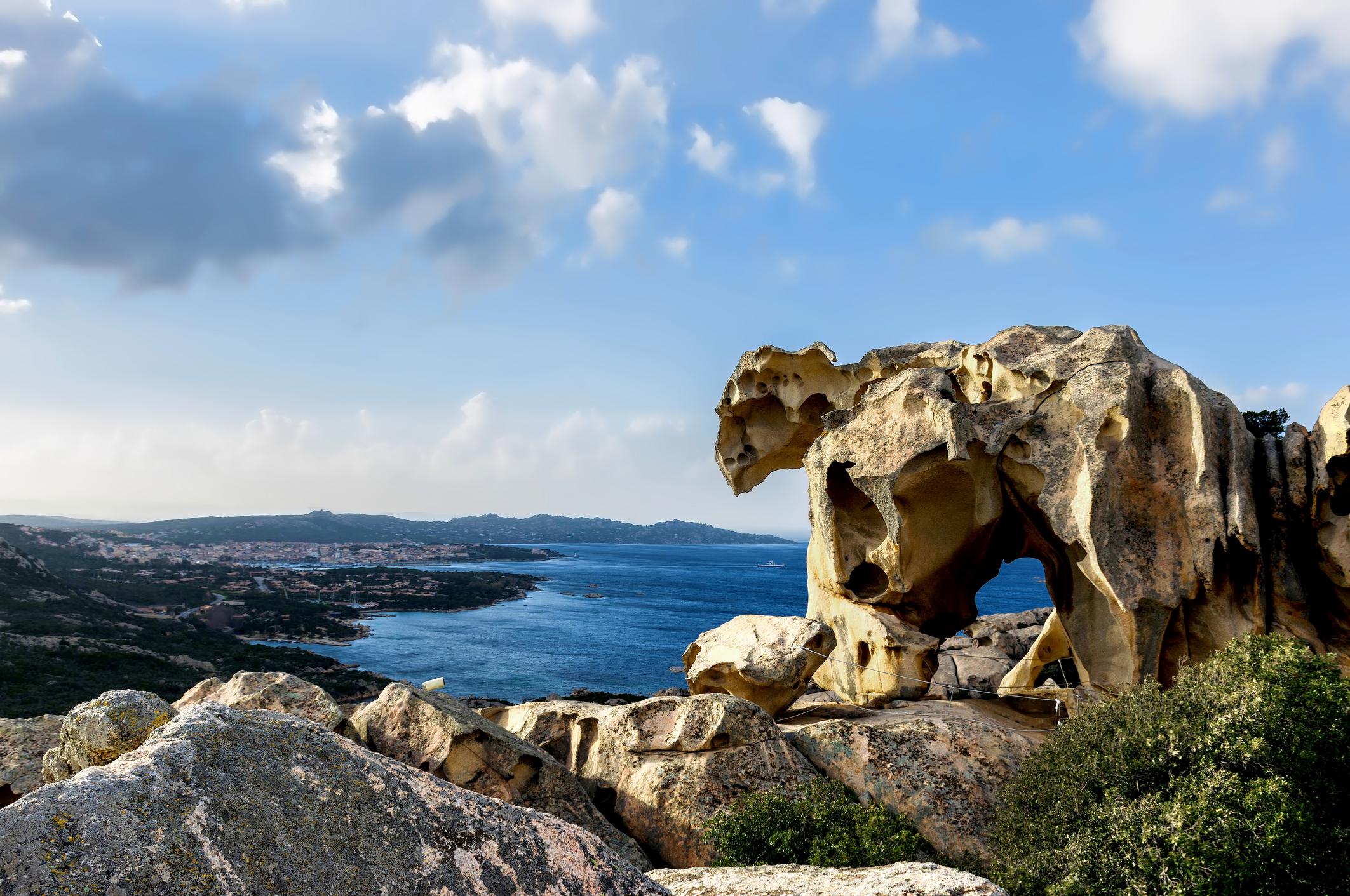 Foto Roccia dell'Orso a Palau - {info}