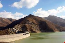Diga e Lago di Ridracoli
