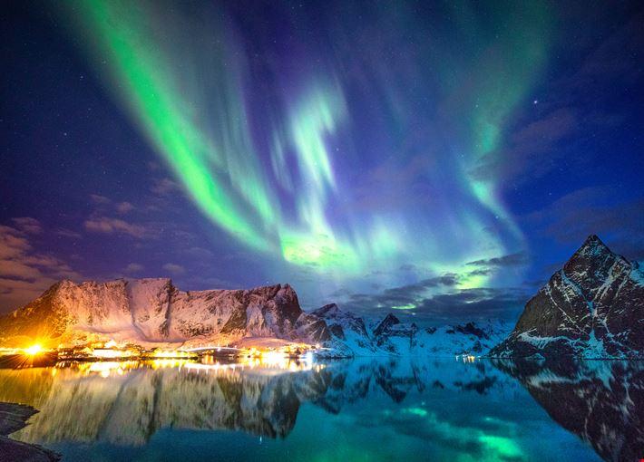 Aurora boreale: dove vederla e quando