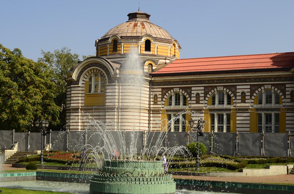 Bagni Termali Sofia : Bagni minerali sofia