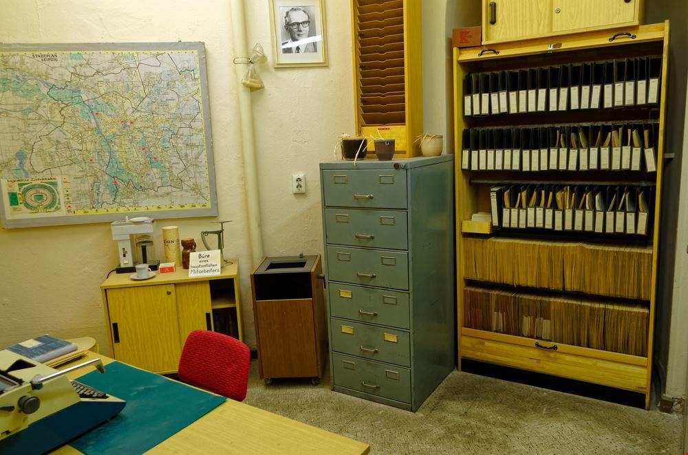 Museo e Bunker della Stasi