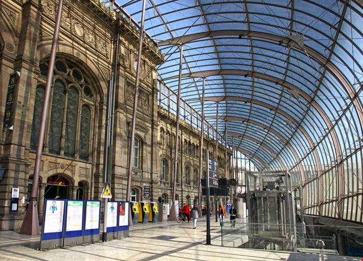 stazione_centrale_Strasburgo