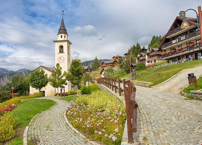 Cosa vedere in Valle d'Aosta: Chamois