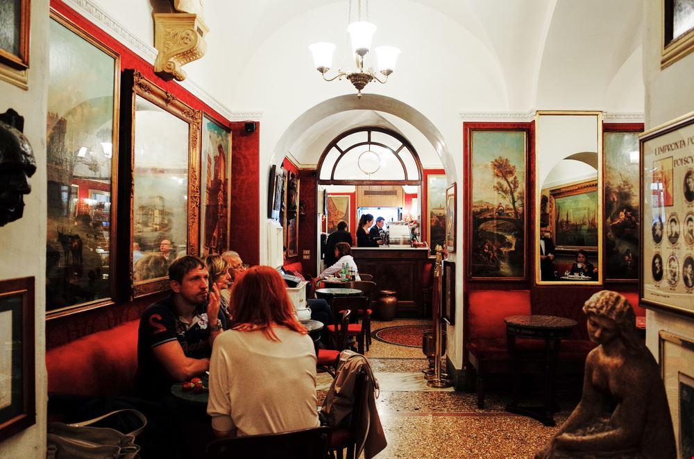Antico Caffe Greco