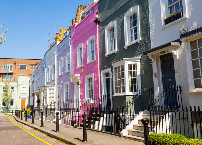 Foto notting hill a londra info for Notting hill ver online