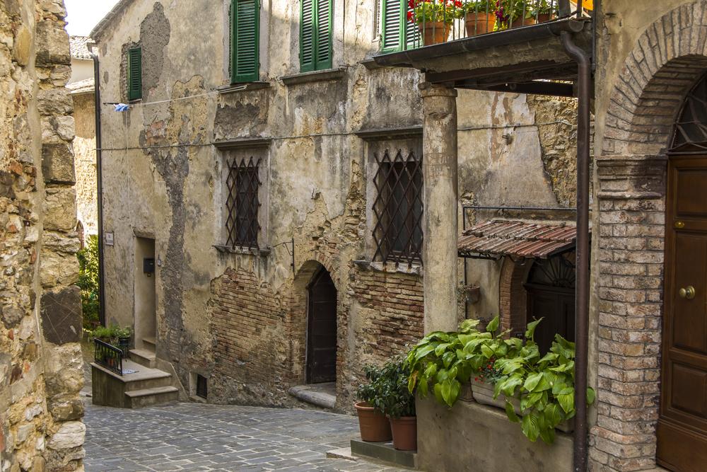 Centro storico san casciano dei bagni - Ristoranti san casciano dei bagni ...