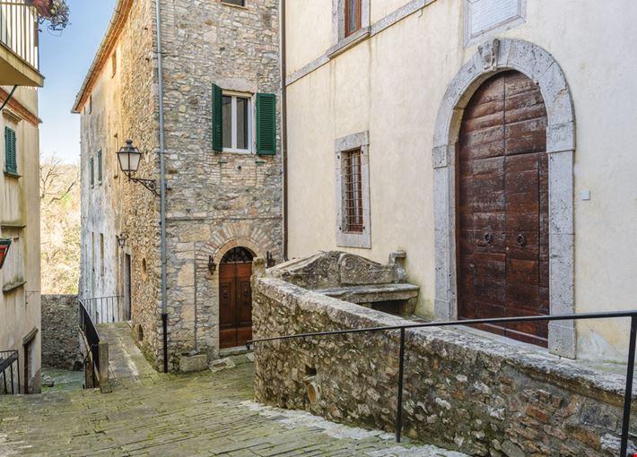 Centro storico - San Casciano dei Bagni