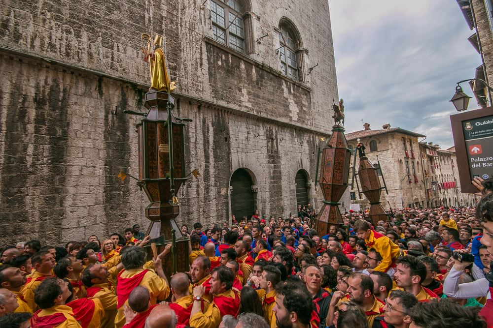 Festa Dei Ceri