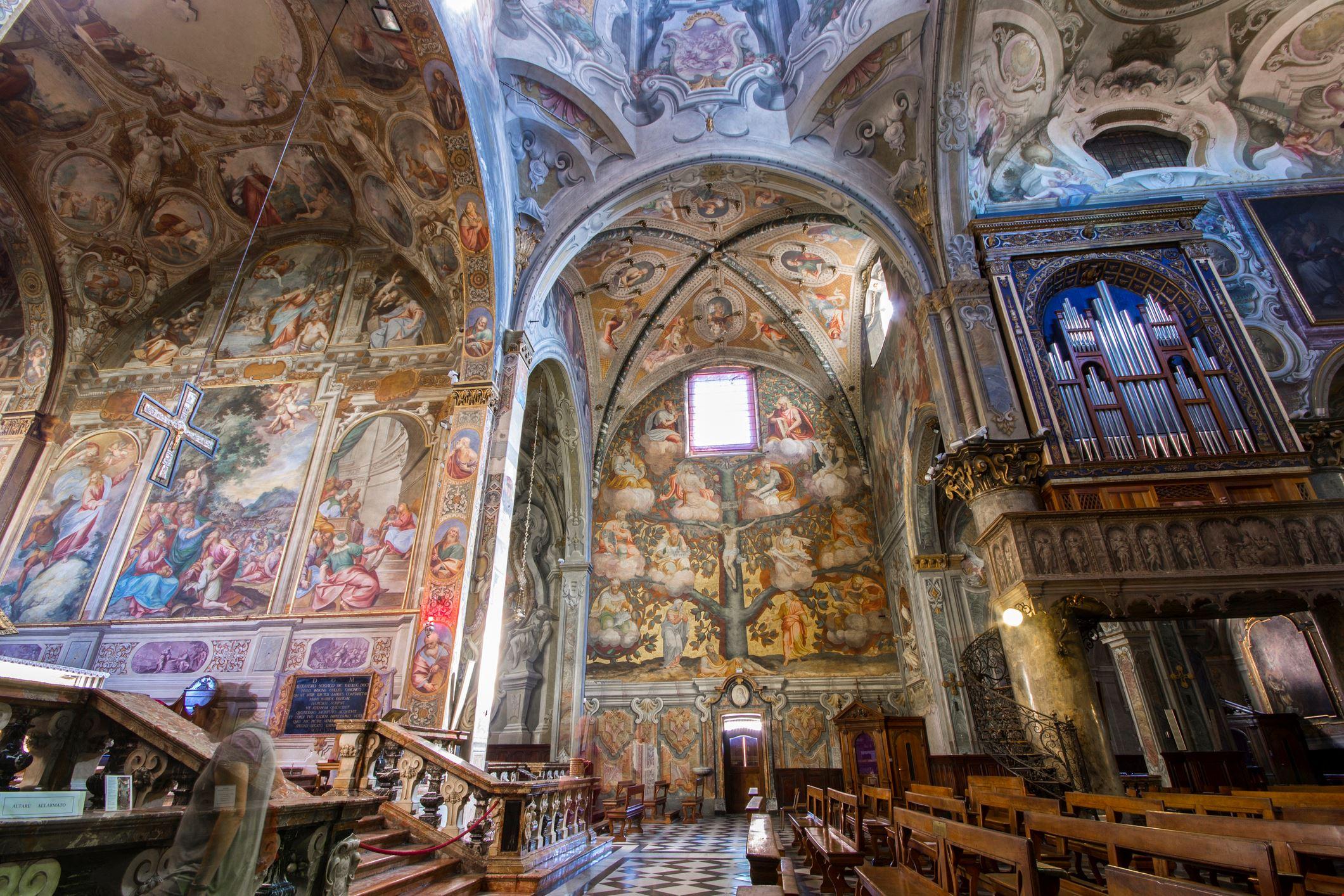 Il Duomo e la Corona Ferrea
