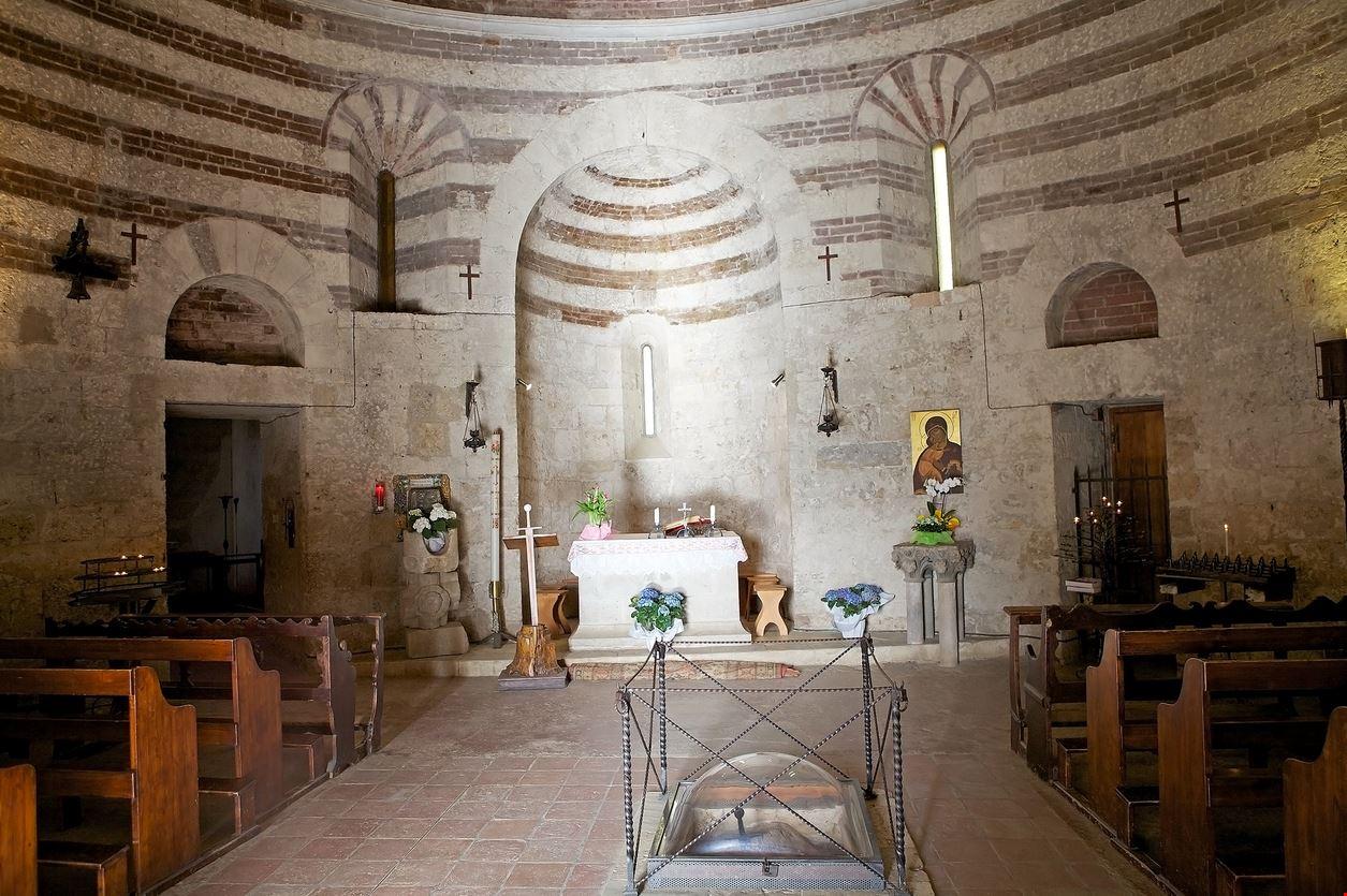 Cappella di Montesiepi